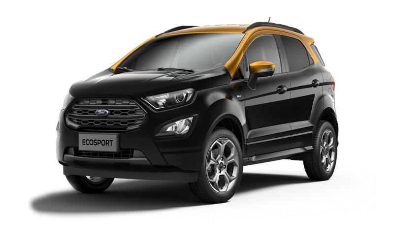 Nieuwe Ford Ecosport St-Line Black | Ford Nl