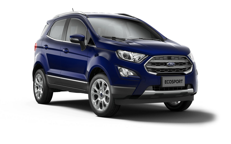 Nieuwe Ford Ecosport Titanium | Ford Nl