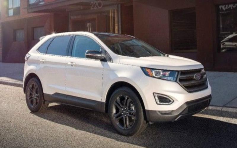 Nieuwe Ford Edge 2020 → Prijzen, Versies, Gegevensblad