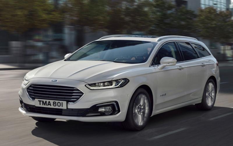 Nieuwe Ford Mondeo Komt Volgend Jaar' - Autoweek.nl