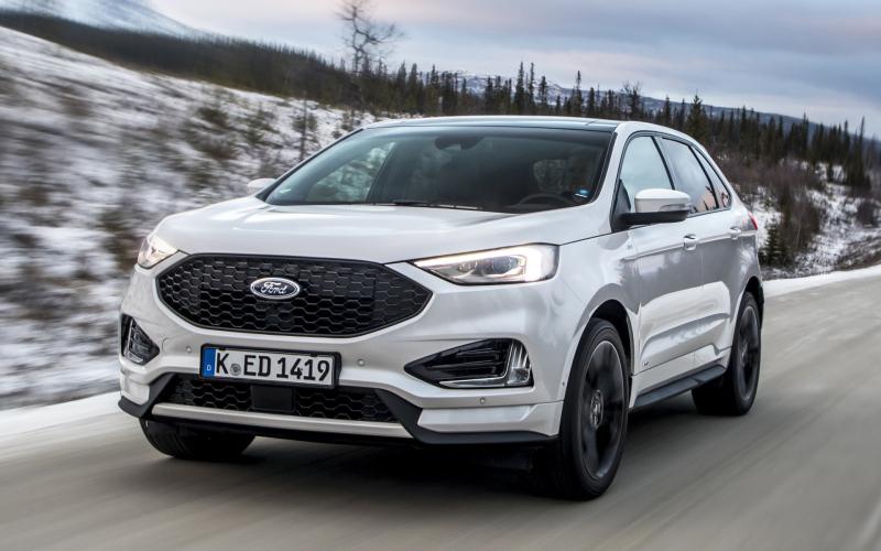 Nieuws: Ford Edge Prijs Bekend | Autokopen.nl