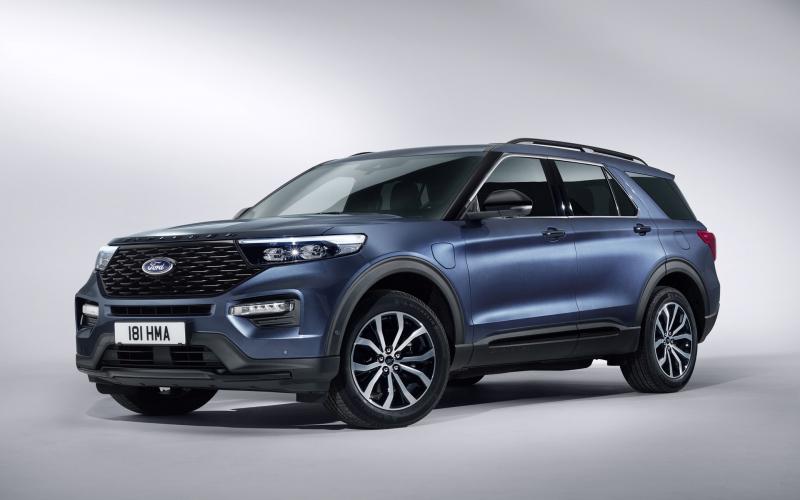 Nieuws: Ford Explorer Plug-In Hybrid Komt Naar Europa