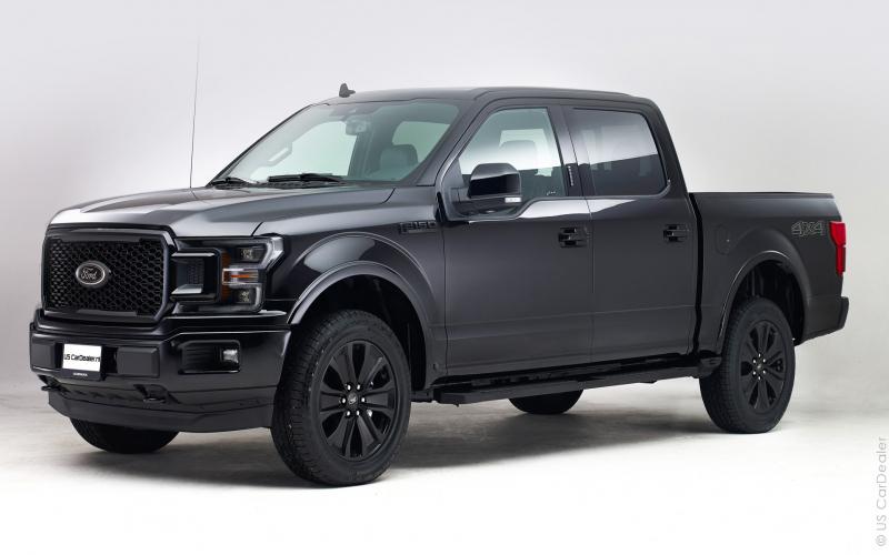Nu Beschikbaar: 2020 Ford F-150 Black Package - Us Cardealer