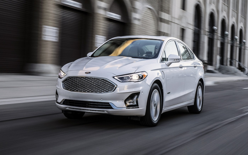 Special Tech Features In The 2020 Ford Fusion