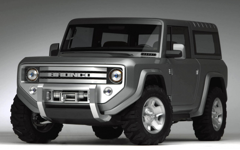 The 2020 Ford Bronco Will Come With A Hybrid Option: Report