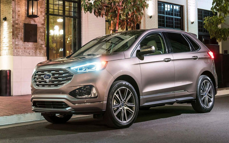 The 2020 Ford Edge: Ford's Family Crossover Is As Sharp As
