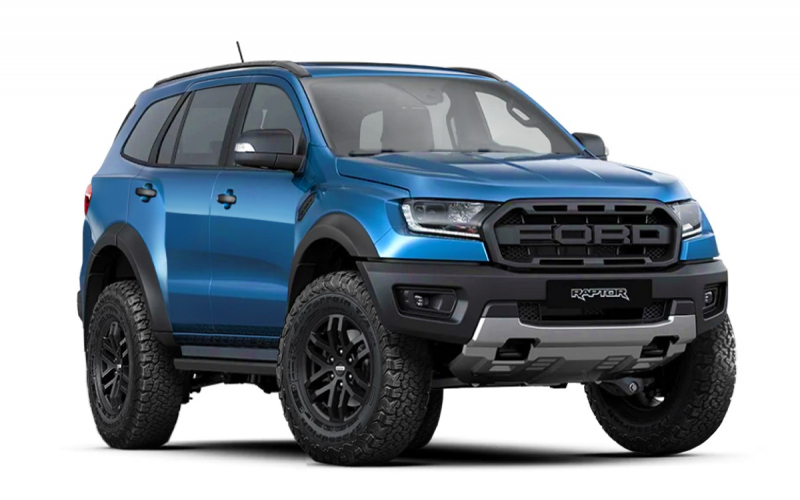 This Is What A Ford Everest Raptor Would Look Like