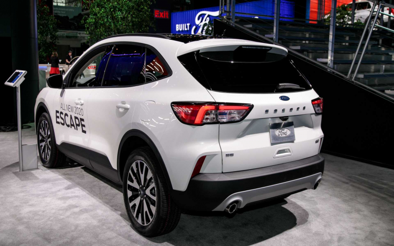 When Will 2021 Ford Escape Be Available | Ford News