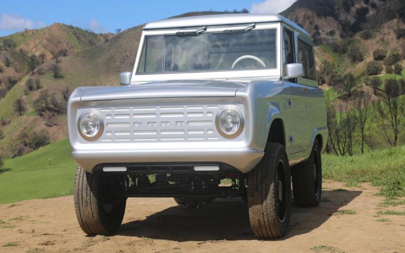Zero Labs Bouwt Een Elektrische Ford Bronco | Mixed Grill