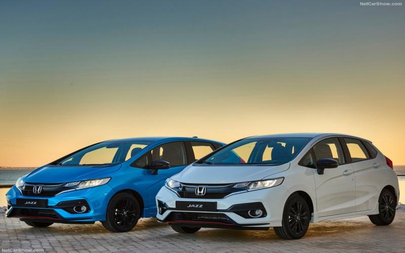 2018 Honda Jazz - 2020 Honda Fit Manual Transmission