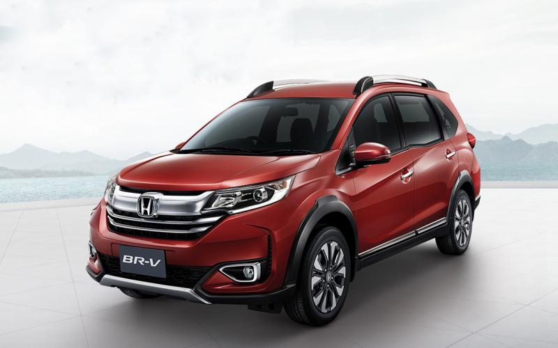 2019 Honda Br-V Facelift: Thai Prices And Specs