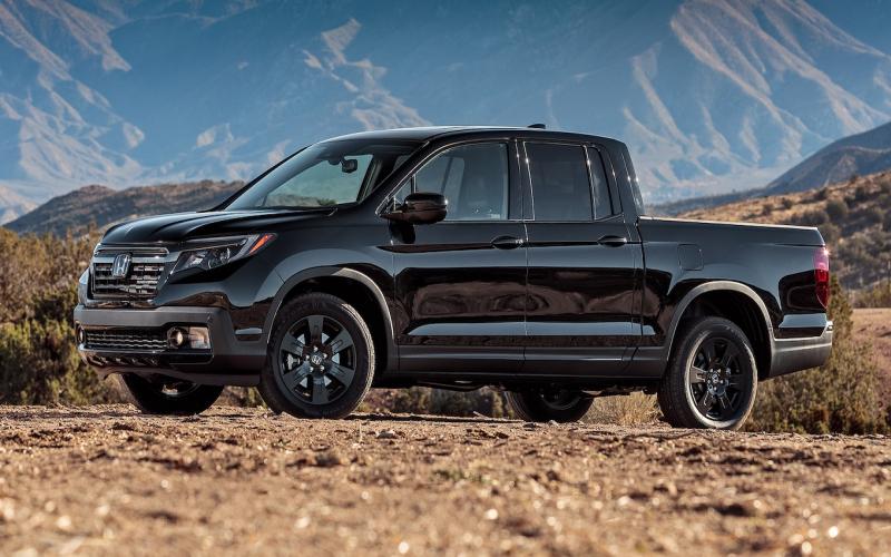 2019 Honda Ridgeline Awd Black Edition First Test 2021 Honda