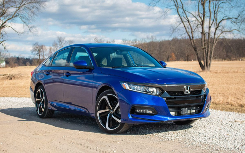 2020 Honda Accord 2.0T Sport Review: A Family Sedan For