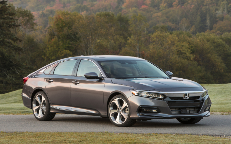 2020 Honda Accord Arrives Tuesday With Ever-So-Slightly