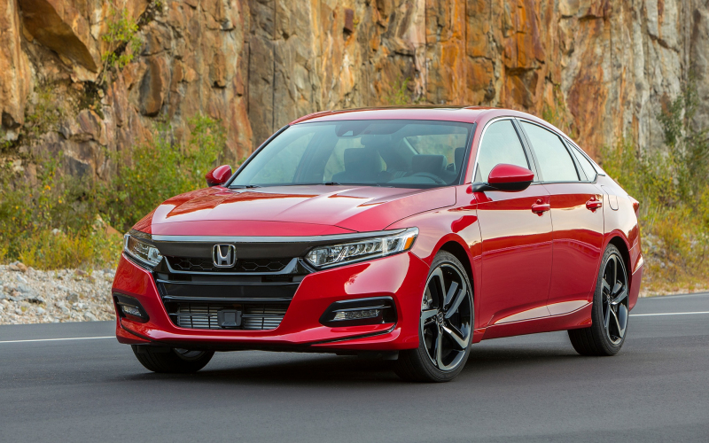 2020 Honda Accord Engine Options: 1.5T, 2.0T, Or Hybrid