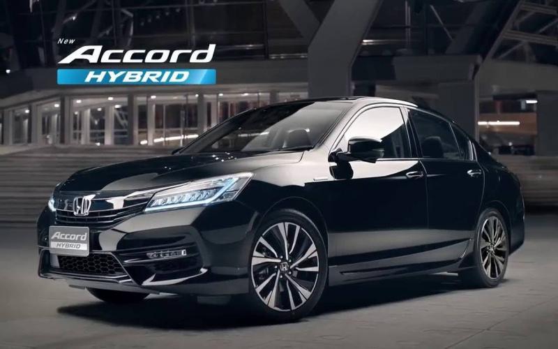 2020 Honda Accord Hybrid: All-New Honda Accord Sedan Experience