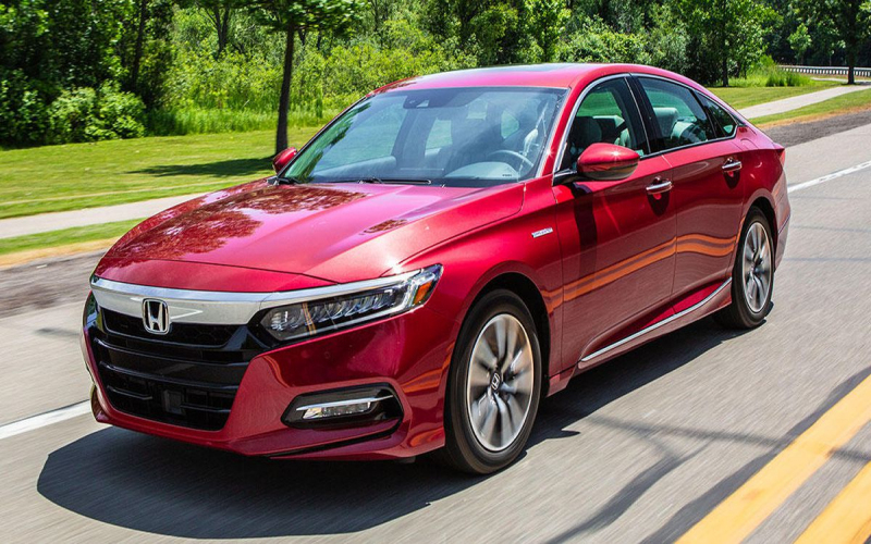 2020 Honda Accord Hybrid Keeps Things Frugal With Minor
