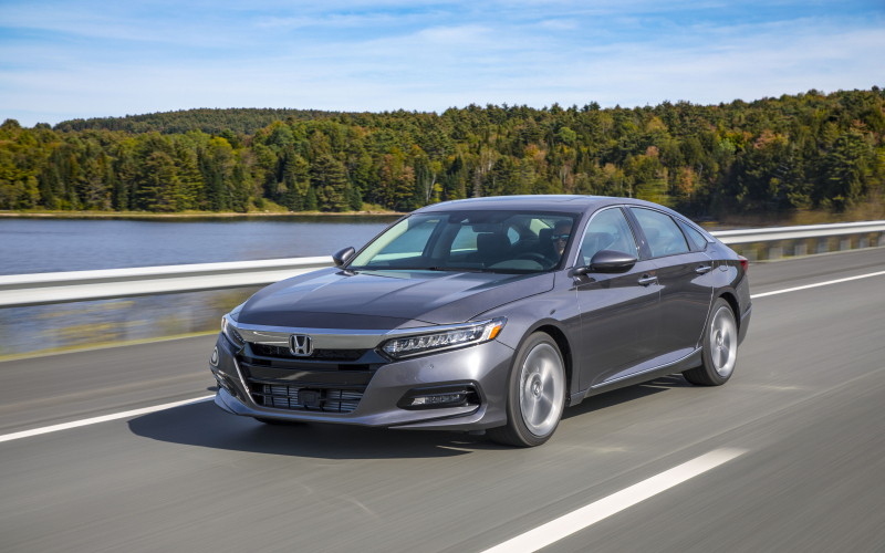2020 Honda Accord Review, Pricing, And Specs