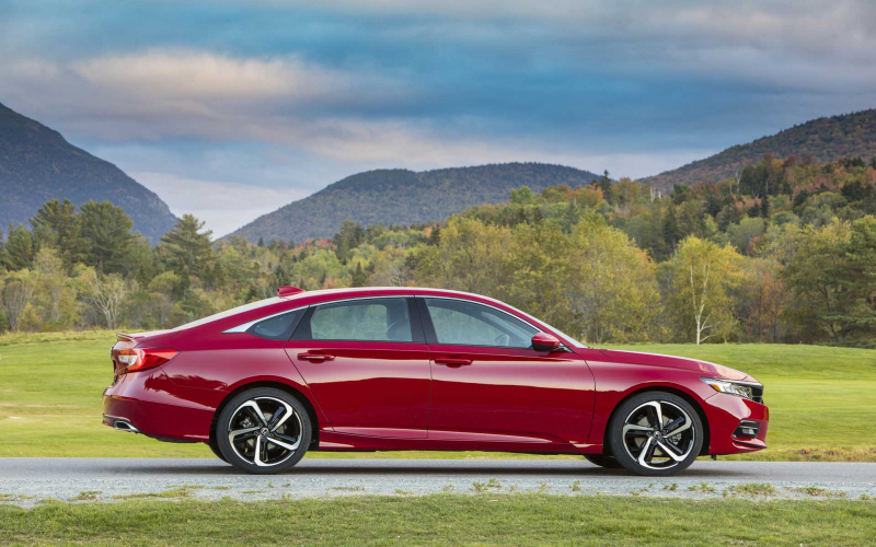 2020 Honda Accord Review, Ratings, Specs, Prices, And Photos