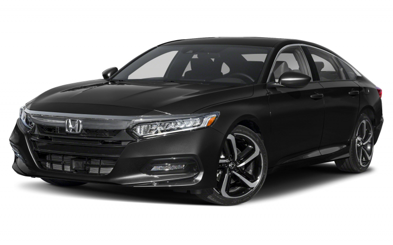 2020 Honda Accord Sport 2.0T 4Dr Sedan Pictures