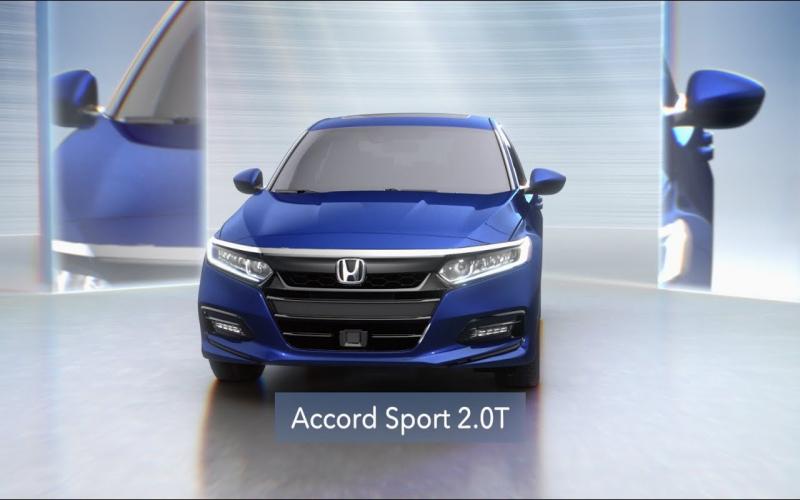 2020 Honda Accord Sport: A Whole New Light - Speed Of Light