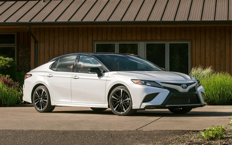 2020 Honda Accord Vs. 2020 Toyota Camry