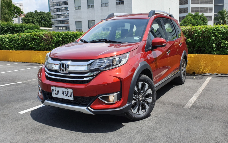 2020 Honda Br-V 1.5 V Cvt: Review: Specs, Features, Price
