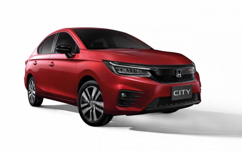 2020 Honda City Debuts In Markets Where Small Sedans Still