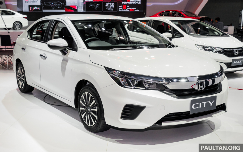 2020 Honda City Recalled In Thailand, Deliveries Halted