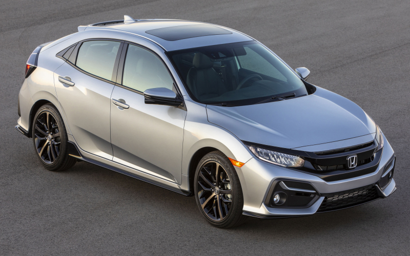 2020 Honda Civic Hatch Unveiled In The Us - Update | Caradvice