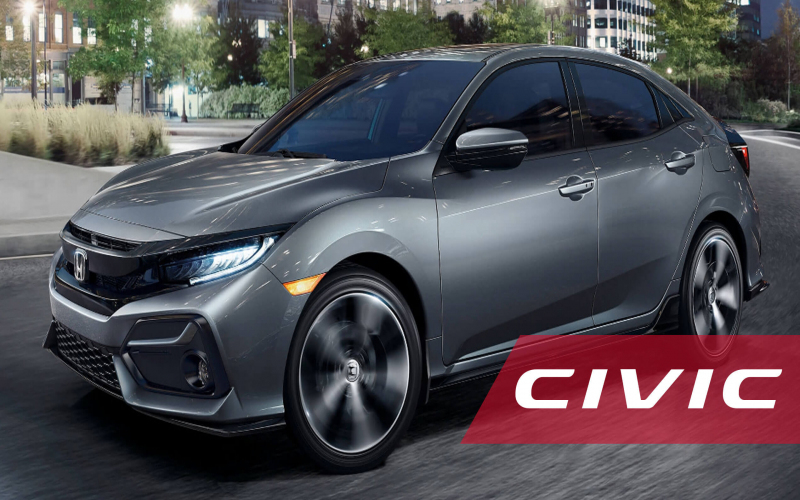 2020 Honda Civic Hatchback | 5 Door Version Of The Honda Civic