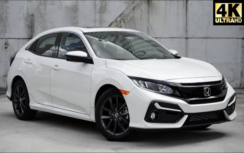 2020 Honda Civic Hatchback Review | Best Daily Driver?