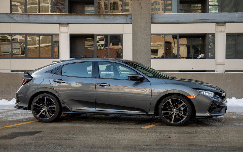 2020 Honda Civic Hatchback Review: Still King Of Compacts