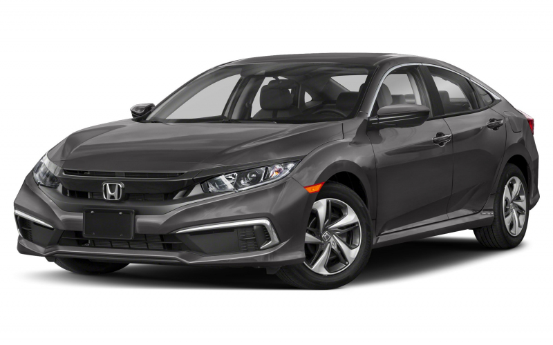 2020 Honda Civic Pictures