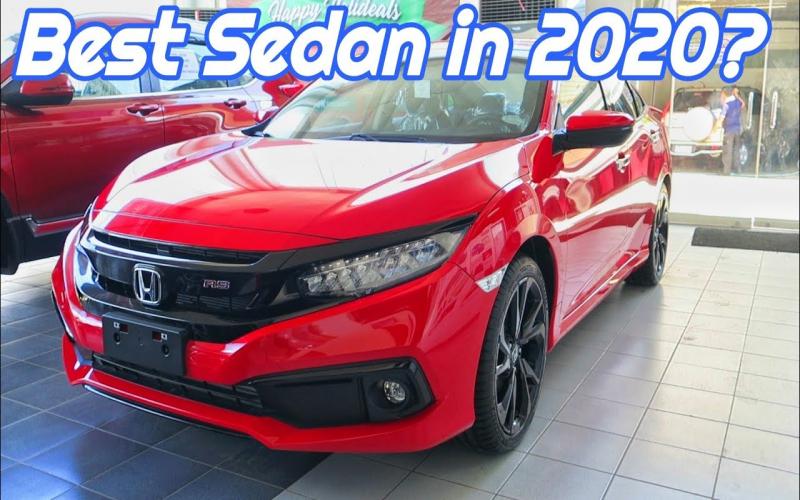 2020 Honda Civic Rs Turbo