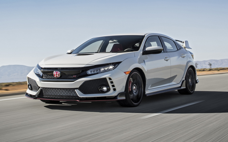 2020 Honda Civic Si Coupe 0-60, Electric Interior, Spy Photo