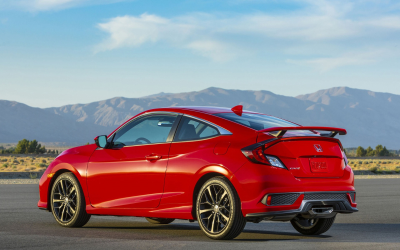 2020 Honda Civic Si Gets Revised Looks, More Standard Tech