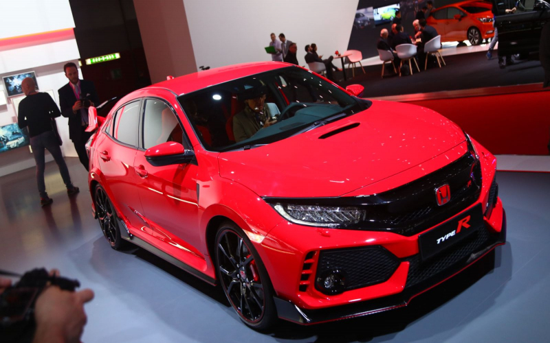 2020 Honda Civic Type R Awd Performance Change, Color
