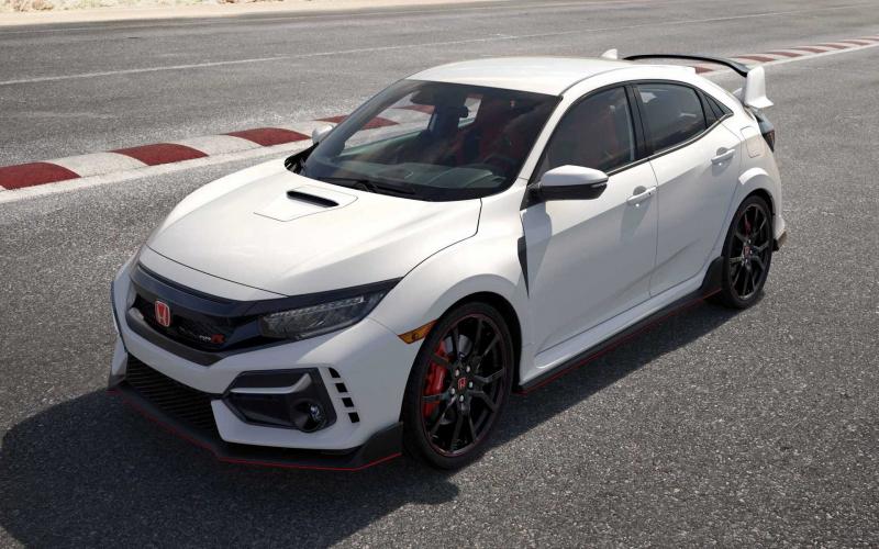 2020 Honda Civic Type R Gets Price Bump, But It's Worth It
