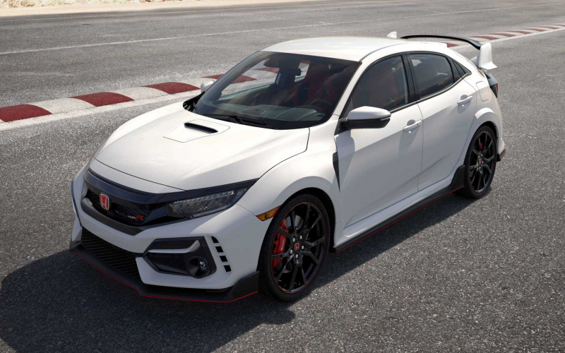 2020 Honda Civic Type R Gets Price Bump, But It's Worth It