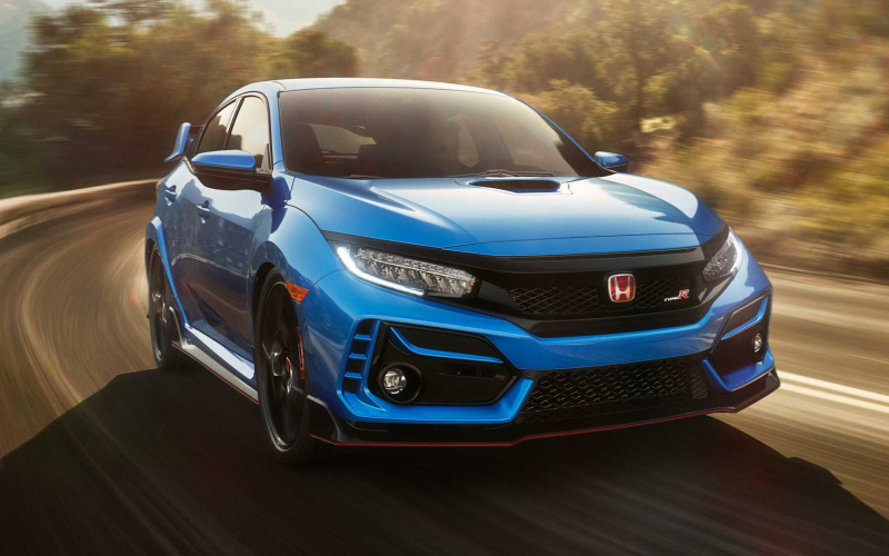 2020 Honda Civic Type R Revealed With Visual And Hardware