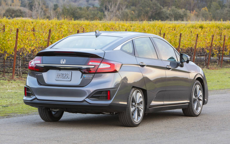 2020 Honda Clarity Ev Range, Electric Interior, Feature