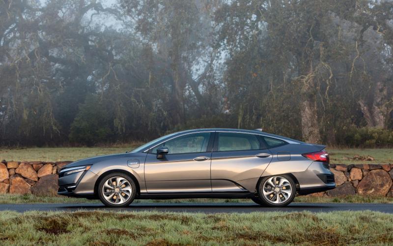 2020 Honda Clarity Plug-In Hybrid Returns To California