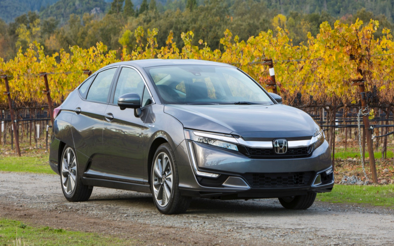 2020 Honda Clarity Plug-In Hybrid Starts At $34,355 | The