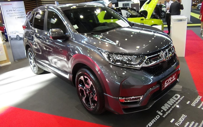 2020 honda crv 2.0 turbo concept, release date, colors