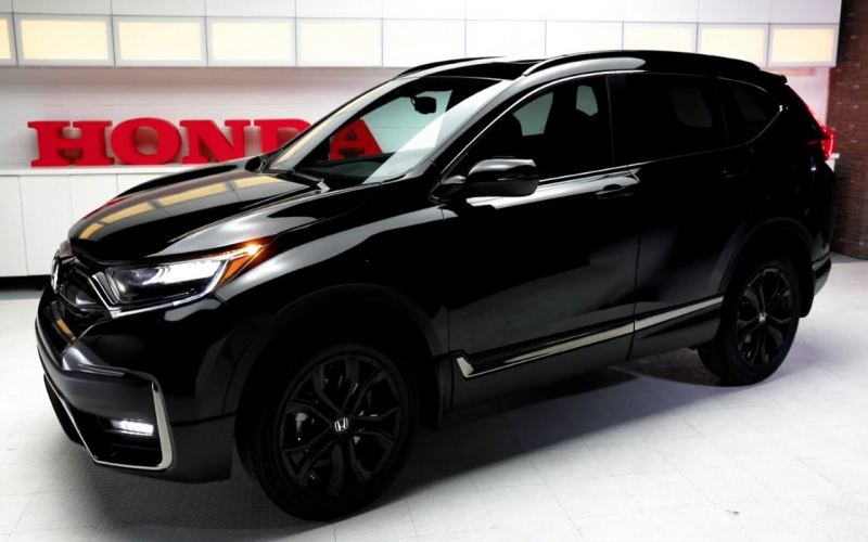 2020 Honda Cr-V Black Edition - Sunroof | Awd