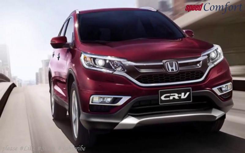 2020 Honda Cr-V Cargo Space, Electric Interior, Rumors