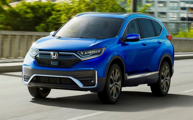 2020 Honda Cr-V Facelift Revealed, No Hybrid For Australia