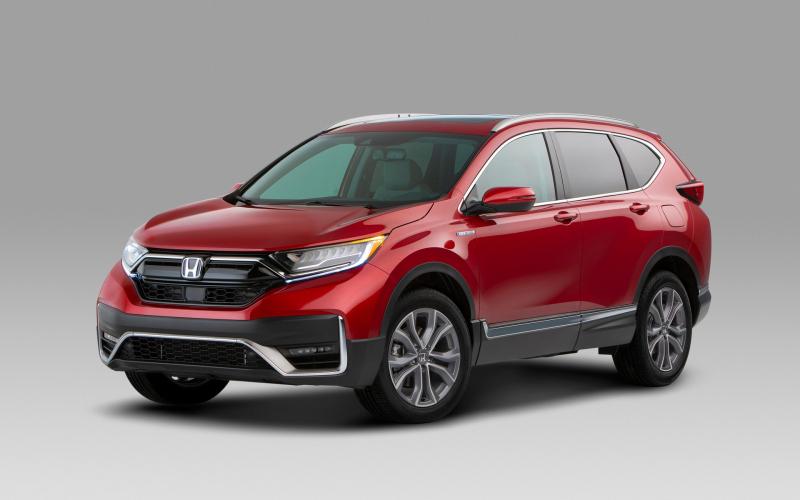 2020 Honda Cr-V Gets Hybrid Treatment, Canada Won't See It