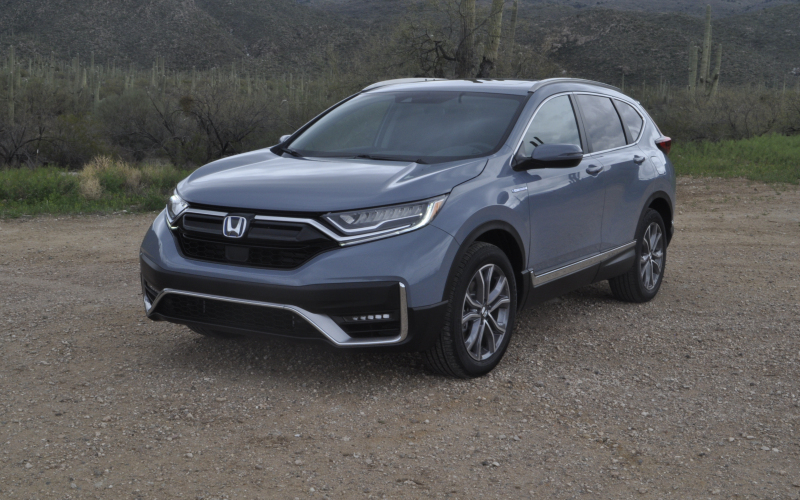 2020 Honda Cr-V Hybrid First Drive – Smooth, Green Power